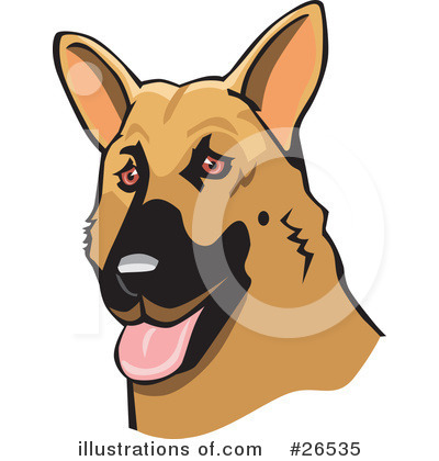 Dogs Clipart #26535 by David Rey