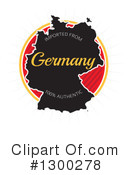 Germany Clipart #1300278 by Arena Creative