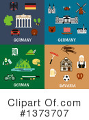 Germany Clipart #1373707 by Vector Tradition SM