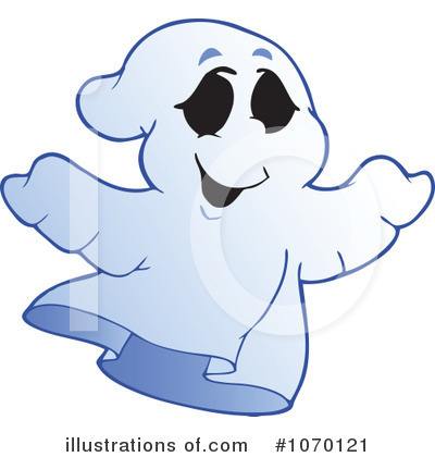 Ghost Clipart #1070121 by visekart