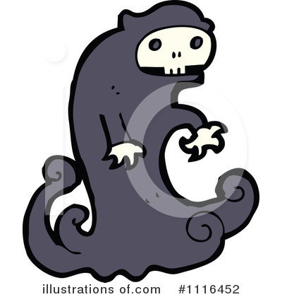 Skull Clipart #1116452 by lineartestpilot