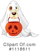 Ghost Clipart #1118611 by Pushkin