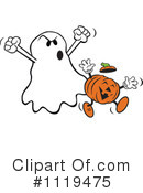 Ghost Clipart #1119475 by Johnny Sajem