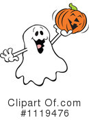 Ghost Clipart #1119476 by Johnny Sajem
