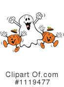 Ghost Clipart #1119477 by Johnny Sajem