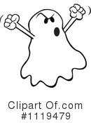 Ghost Clipart #1119479 by Johnny Sajem