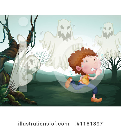 Ghost Clipart #1181897 by Graphics RF