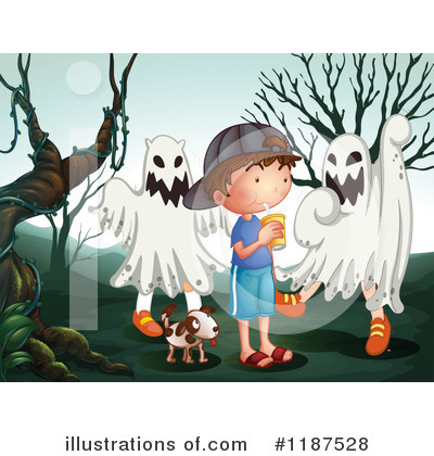 Ghost Clipart #1187528 by Graphics RF