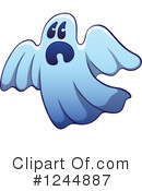 Ghost Clipart #1244887 by Zooco