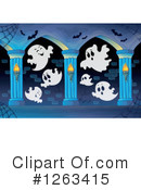 Royalty-Free (RF) Ghost Clipart Illustration #1263415
