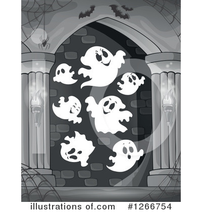Ghost Clipart #1266754 by visekart