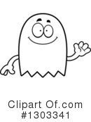 Ghost Clipart #1303341