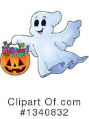 Ghost Clipart #1340832 by visekart