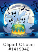 Ghost Clipart #1419042