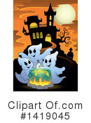 Ghost Clipart #1419045