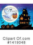 Ghost Clipart #1419048 by visekart