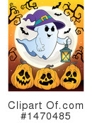 Ghost Clipart #1470485 by visekart