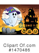 Ghost Clipart #1470486 by visekart