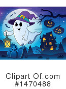Ghost Clipart #1470488 by visekart