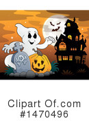 Ghost Clipart #1470496 by visekart
