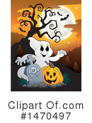 Ghost Clipart #1470497 by visekart