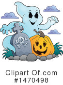 Ghost Clipart #1470498 by visekart