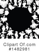 Ghost Clipart #1482981 by Vector Tradition SM
