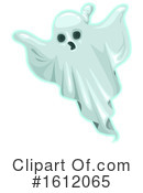 Ghost Clipart #1612065 by Vector Tradition SM