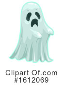 Ghost Clipart #1612069 by Vector Tradition SM