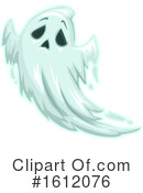 Ghost Clipart #1612076 by Vector Tradition SM