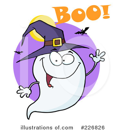 Ghost Clipart #226826 by Hit Toon