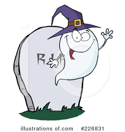Ghost Clipart #226831 by Hit Toon