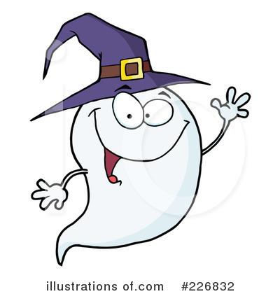 Ghost Clipart #226832 by Hit Toon