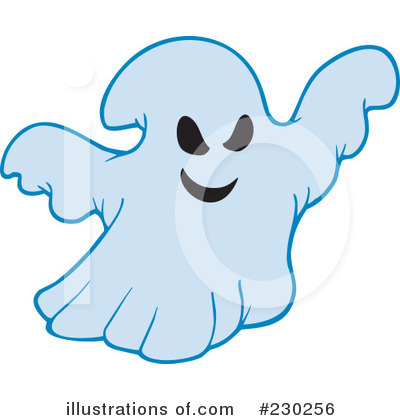 Ghost Clipart #230256 by visekart