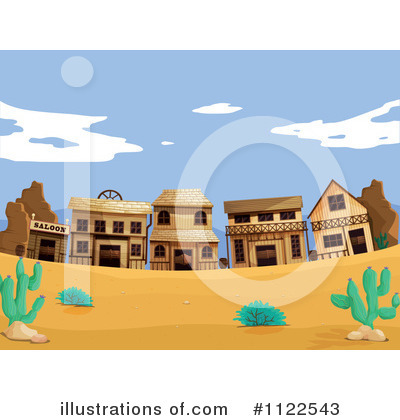 Buildings Clipart #1122543 by Graphics RF