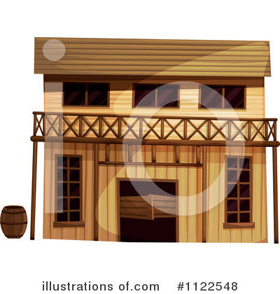 Buildings Clipart #1122548 by Graphics RF