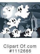 Ghosts Clipart #1112666