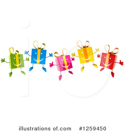 Gift Clipart #1259450 by Julos