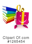 Gift Character Clipart #1265454 by Julos