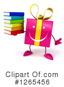 Gift Character Clipart #1265456 by Julos