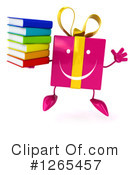 Gift Character Clipart #1265457 by Julos