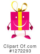 Gift Character Clipart #1272293 by Julos