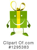 Gift Character Clipart #1295383 by Julos
