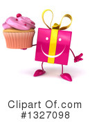 Gift Character Clipart #1327098 by Julos