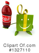 Gift Character Clipart #1327110 by Julos