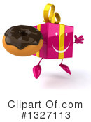 Gift Character Clipart #1327113 by Julos