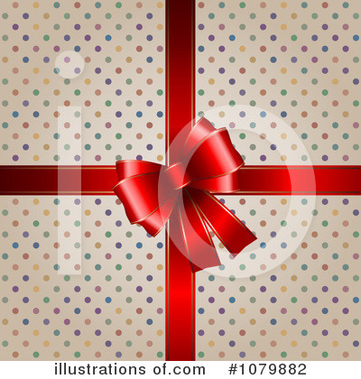 Christmas Gift Clipart #1079882 by KJ Pargeter