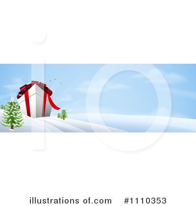 Royalty-Free (RF) Gift Clipart Illustration by AtStockIllustration - Stock Sample #1110353