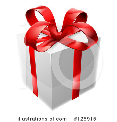 Gift Clipart #1259151 by AtStockIllustration