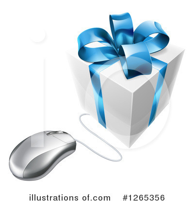 Gift Clipart #1265356 by AtStockIllustration